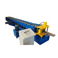 Best High Precise Roll Forming Machinery Shutter Door Frame 17 Rows 45# rollers wholesale