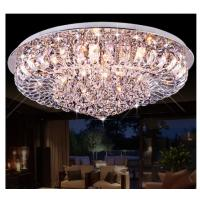 Wholesale Round crystal ceiling lamp modern style ceiling lamp CE and UL standard from china suppliers