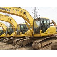 China $55000 Used Komatsu excavator PC200 2006 PC200-7 second-hand digger, also available pc200- on sale