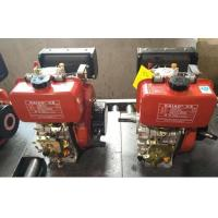China 3.8HP 3600rpm Low Noise Diesel Air Cooled Engines , Agricultural Diesel Engine on sale