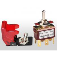 China mini momentary DPDT toggle switch on sale