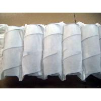 Wholesale Home textile fabric used for pillow cases mattress sofa interling flame retardant nonwoven fabric fuctional non woven fa from china suppliers