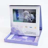 Wholesale TFT Screen LCD Video Greeting Card CMYK Printing With Built - In Speaker from china suppliers
