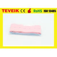 M2208A Disposable CTG Belt With Buttonhole / Fetal Monitor Belt with 60mm Width