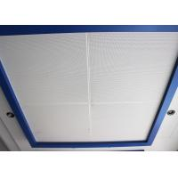 Wholesale DIA 2.3 Diagonal  metal ceiling panel / 800 x 800 Square Clip in Ceiling Tiles from china suppliers