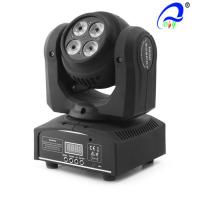 Wholesale Double Face 8PCS*10W Mini Wash Led Moving Head Light Y Axis Unlimited Rotation from china suppliers
