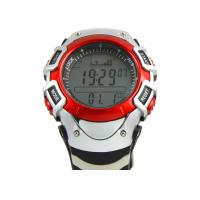 Wholesale Fishing barometer watch with super-accuracy barometric sensor FX707 from china suppliers