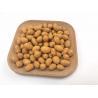Health Wheat Flour / Crispy Coated Peanut Snack Chilli Spicy Flavor Peanuts for sale