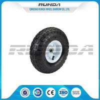 Wholesale Comb Pattern 10 Inch Pneumatic Wheels Large Friction Against Tire Skidding from china suppliers