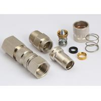 Wholesale Convenient Pneumatic Quick Disconnect Couplings LSQ-25 Rectus 25KA In Brass from china suppliers