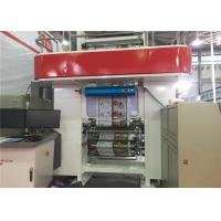Wholesale High Precision Gravure Printing Machine , Roto Printing Press Water Based Ink Printed from china suppliers