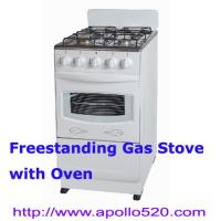 China Gas Stove Freestanding on sale