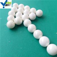Buy cheap yttria stabilized zirconium grinding beads/ball with high hardness from wholesalers