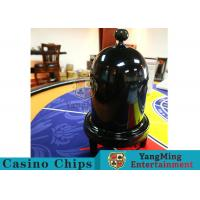 Security Fair Casino Game Accessories Black Color Automatic / Manual Dice Cup