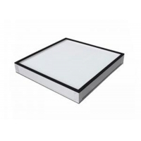 Wholesale Lightweight Hepa Room Filter , Mini Pleated Hepa Filter For Clean Room from china suppliers