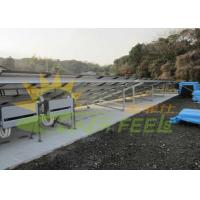 Wholesale Anti Rust Solar Panel Roof Mounting Aluminum Rail With High Durability from china suppliers