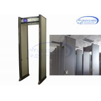 Quality Night Clubs Multi zone Metal Detectors Waterproof 0-255 Sensitivity Level for sale