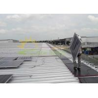 Wholesale Pre - Assembly Pitched Roof Mounting System With High Performance from china suppliers