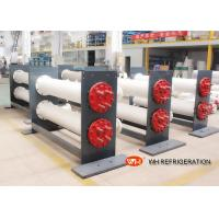 Wholesale Stainlesss Steel  Shell & Tube Dry Heat Exchanger For Refrigeration System 11KW~900KW from china suppliers