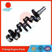 Wholesale forklift diesel engine parts Yanmar forged crankshaft 4TNV84 4TNV88 from china suppliers