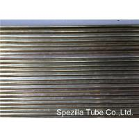Heat Treatment Copper Nickel Tube Heat Exchanger piping OD 4.00MM - 76.2MM