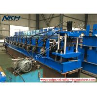 China Professional Purlin Making Machine Quick Change Cassette Type CE Approved on sale