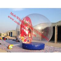 Wholesale inflatable santo clause christmas snow globe from china suppliers