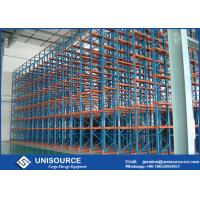 Wholesale Corrosion Protection Drive In Pallet Racking 1000 - 4000 Kg Per Pallet from china suppliers