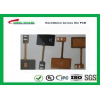 Quick Turn PCB Prototypes FPC  with Surface Treatment - Ni / Au ENIG Polyimide high Tg polyimide