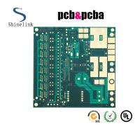 China Immersion gold double layer pcb fast prototype assembly 2 layer pcb on sale
