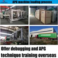 Wholesale apg epoxy resin mould epoxy resin injection mould epoxy pressuring machine Automatic pressure gelation machine from china suppliers