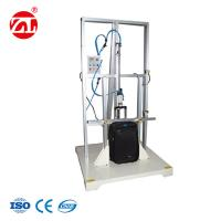 Wholesale CE Baby Stroller Testing Machine / 4 Point Sensor Location Trolley Reciprocating Fatigue Test Machine from china suppliers