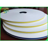 China FDA FSC Color Printed Food Grade Paper / Straw Drinking Paper 15mm to 600mm on sale