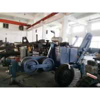 China Transmission Line Hydraulic Cable Tensioner 40KN 220KV Hydraulic Puller on sale