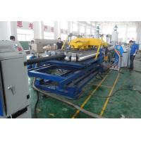 Wholesale SBG300 Double Wall Corrugated Pipe Extrusion Line , Corrugated Pipe Making Machine from china suppliers