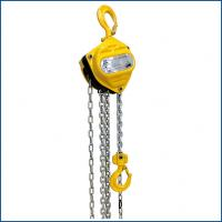China No Breaking 10 Ton Manual Chain Hoist Good Impact Resistance Long Service Life on sale