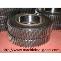 Best Machinery Parts Large Diameter Spur Helical Gear 20mm - 2200mm Diameter wholesale