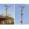 Road Solar Powered Outside Lights , 4000k Solar Powered Led Garden Lights for sale