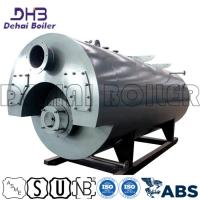 China Industrial Thermic Biomass Boiler Package Type Boiler Control Instrumentation for sale