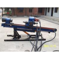 Anchor Holes Skid Mounted Drilling Rig For Water Power Station