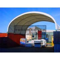 Relocatable, Chinese 8m wide Container Tent for sale