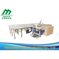 Semi Automatic Quilting Machine Mattress Tape Edge Sewing Machine With Large Hook