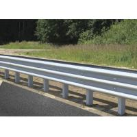 Wholesale Galvanized Steel Guardrail Cattle Fence Rust Proof For Car Protection  from china suppliers