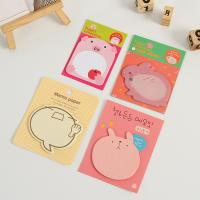 China Sticky Notes Memo Pad Sticker-Animals Shape for sale