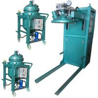 Wholesale Resin transformer molding machine automatic clamping machine mixing plant vacuum thin film degassing machine from china suppliers