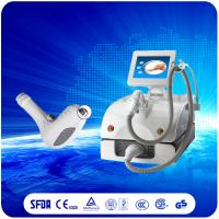 China Portable IPL RF Beauty Equipment 808nm Diode Laser Hair Remove For Bikini Line on sale
