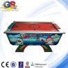 Mini Rainbow Air Hockey Table for sale
