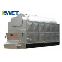 Wholesale Chain Grate Biomass Fired Steam Boiler, 15t / H Horizontal Biomass Generator from china suppliers