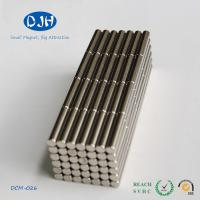 Wholesale NdFeB Magnet Neodymium Cylinder Magnets Diameter 0.118 Inch * Length 0.59 Inch from china suppliers