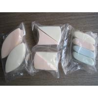 Quality Facial Cleansing / Makeup Foundation Sponge with Cellulose PVA Material SGS for sale